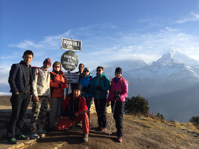 Poon Hill 2014 - relacja